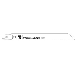 Säbelsägeblätter für Metall von STAHLHÄRTER